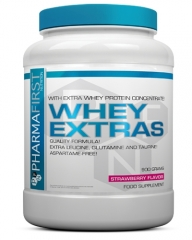 Whey Extras 900g