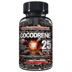 Cocodrene 25 90caps
