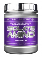 Isolate Amino 250tab