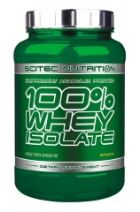 100% Isolate Whey 2000g