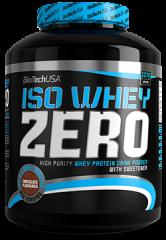 Iso Whey Zero lactose free 908g
