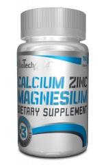 Calcium Zinc Magnesium 100tab
