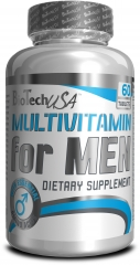 Multivitamin for men 60tab
