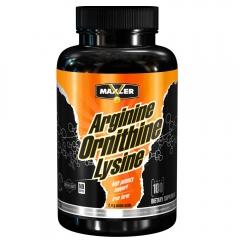Arginine Ornithine Lysine 100 caps