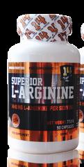 Superior L-Arginine 90caps