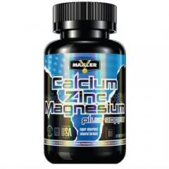 Calcium Zinc Magnesium 90 tabs