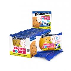 BomBBar Протеиновое печенье 40 грамм (Смородина)