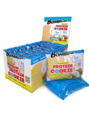 BomBBar Протеиновое печенье 40 грамм (Кокос)