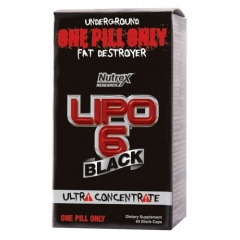 Lipo-6 Black Ultra Concetrate 60caps