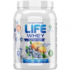 Tree of life Whey 908 грамм