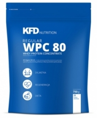 Regular WPC 80 750g