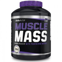 BioTech USA Muscle MASS 2270 грамм