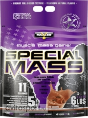 Special mass gainer 2.7kg