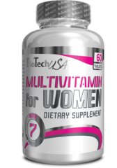 Multivitamin for Women 60 tab