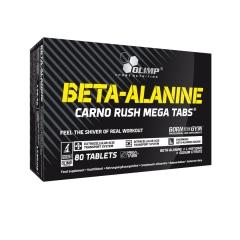 Beta-Alanine CarnoRush 80таб