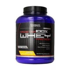 Prostar 100% Whey Ultimate Nutrition 2.39 kg