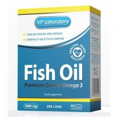 Fish Oil 1000мг 60капс